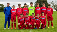 Portlethen SC vs Turriff United (U15)