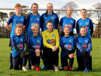 Invergordon Girls v Thistle Girls (U13G)