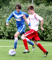 Currie Star vs Salvesen CFC (U17s)