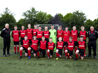 Strathaven Dynamo v Mill United Colts(U14s)