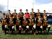 Gairdoch United v Professional Football Academy(U14s)