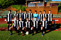 Heston Rovers v Heston Rovers Colts   (U16s)