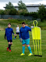Cranhill United Academy - Training session