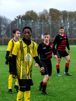 Cambuslang Colts v Ashfield Juniors (U16s)