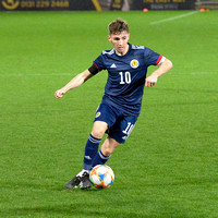 Scotland v Croatia (U21s)