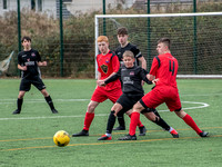 Cumbernauld Colts v Rosebank United (U16s)
