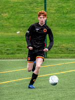 Cumbernauld City v Rossvale Madrid (U17s)