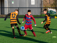 Hillfoots Community Club White v Alloa Wasp Community Club Black (U10s)