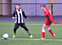 Stirling Albion Junior Academy White v Dunipace FC White (2010s)