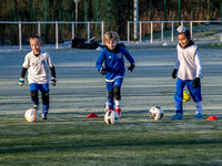 Sons of Struth FA Christmas Football Camp