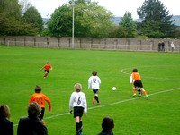Broughty United vs Dundee United SC (U13s)