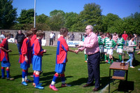 Dundee Celtic vs Dundee West (U14s)