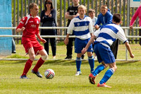 Albion BC vs Dyce BC (U14s)