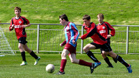 Dryburgh Athletic vs Tayport FC (U14s)