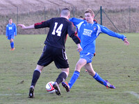 Duns Juniors vs Gourock YAC (U17s)