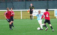 Broughton HS v Queensferry HS (U16s)