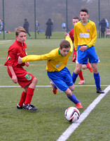 Star v Jimmy Johnstone Academy.  Star 5-1 JJA 16-11-14