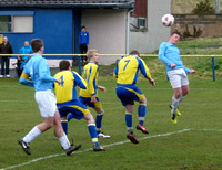Cairneyhill United vs Kennoway United (U16s)