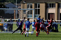 Musselburgh Windsor vs Bathgate Vale Pumas (U13s)