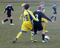 Oakbank United vs Scone Thistle (U13s)