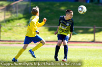 Tass Thistle vs Tass Juniors U13