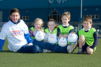 Tesco Bank Football Challenge - Perth