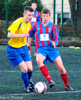 Antonine Blacks vs Glenburn Miners Welfare (U16s)
