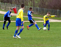 Tass Thistle v Largs Colts (U13s)