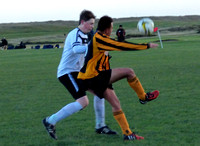 Middlefield Wasps vs Culter Rovers (U16s)