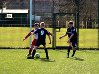 Elgin City v Ross County (U14s)