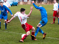 Renfrew FC vs Cavalry Park Colts U21