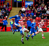 Hamilton Academical vs Linwood Rangers (U13s)