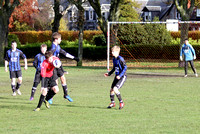 St Johns vs Am Soccer (U15s)